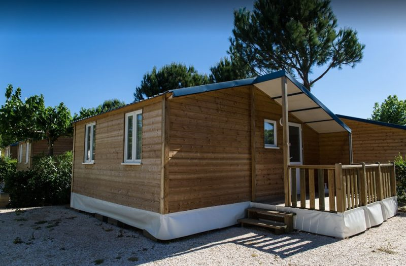 Location mobil home titom 5 personnes