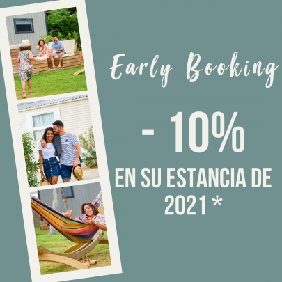 Early Booking 2021 ES