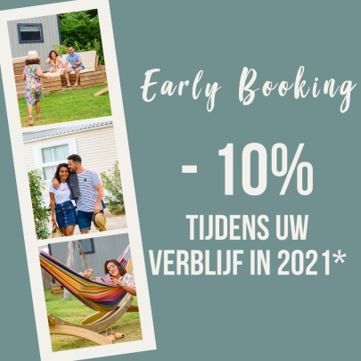Early Booking 2021 NL